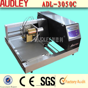 Computer Controlled Hot Foil Stamping Machine, Adl 3050c for Plastic, PVC, Gift Cards, Leather Bookcover pictures & photos