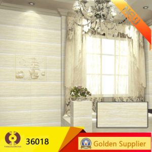 Decoration 300X600mm Interior Wall Tile Floor Tile (36016) pictures & photos