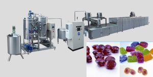 Jelly Candy Making Machine, Gummy Candy Depositing Machine pictures & photos