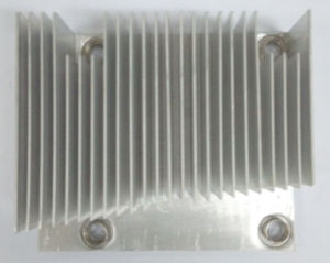 Aluminum Extrusions Heatsink Made by CNC Machine pictures & photos
