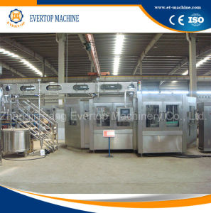 Bottle Carbonated Beverage Filling Machine/Monoblock pictures & photos