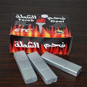 Bamboo Flame Coal Magic Coal Silver Torch Coal for Hookah
