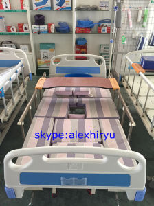 3 Function Luxurious ICU Used Hospital Beds for Sale pictures & photos