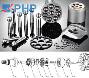 Rexroth Hydraulic Pump Parts Rexroth A7vo12, A7vo28, A7vo55, A7vo80, A7vo107, A7vo160, A7vo172, A7vo200, A7vo250, A7vo355, A7V500 in Stock pictures & photos