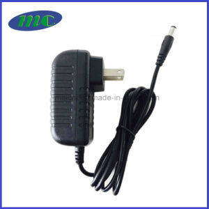 100 to 240VAC 12V1.5A Power Adapter for Us Plug