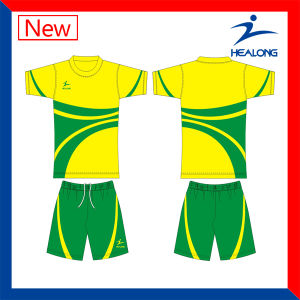 Sublimation Sport Wear Custom Shirt Football Jerseys pictures & photos