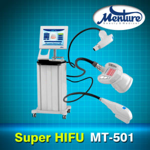 Hifu Wrinkle Removal Weight Loss Body Slimming Machine