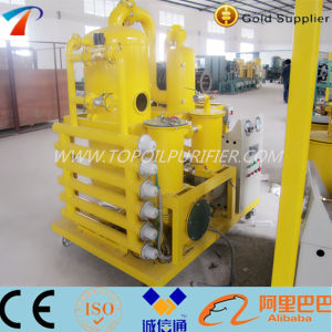 3 Ppm Moisture Vacuum Transformer Oil Purifier Machine (ZYD Series) pictures & photos