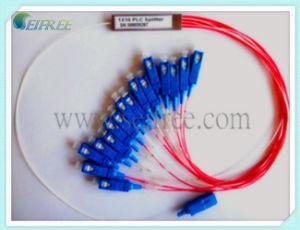 1X16 Fiber Optic PLC Splitter for CATV FTTH pictures & photos