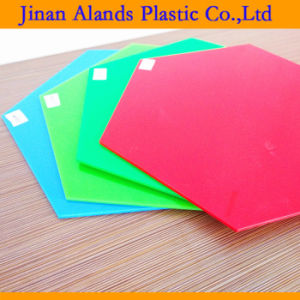 3mm 5mm Clear and Color Cast Acrylic Sheet 1220X2440mm pictures & photos