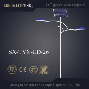 New Design 12W Solar Street Light (SX-TYN-LD-26) pictures & photos