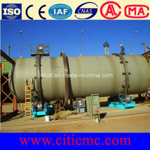Rotary Calcination Kiln; Steam Calcination Rotary Kiln pictures & photos