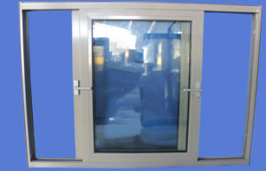 Hot Sales Anodizing Silver Aluminum Sliding Window pictures & photos