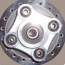 Aluminum Die Casting Parts for Motorcycle Parts pictures & photos