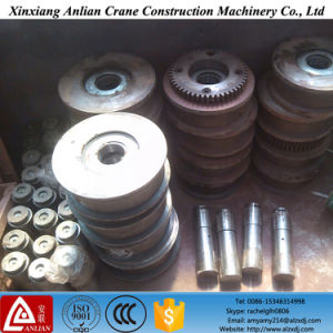 Harden Process High Quality Crane Drive Wheel pictures & photos