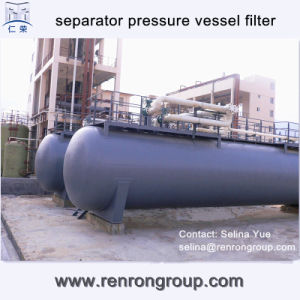 GB Industrial Special Equipment Separator Tank Pressure Vessel Filter S-03
