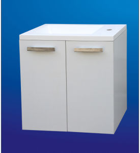 White Bathroom Main Cabinet (3138) pictures & photos