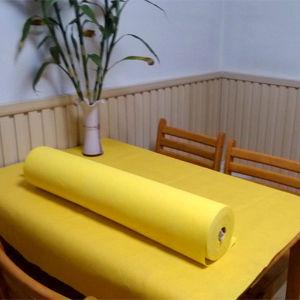 Disposable TNT Spunbond Non Woven Table Cloth pictures & photos