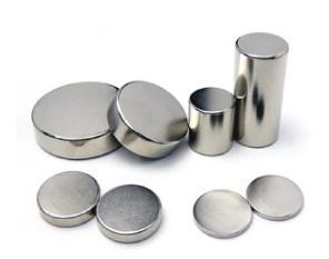 Sintered Neodymium Cylinder Magnet (UNI-CYLINDER-2) pictures & photos