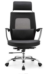 High Quality Mesh+PU Chair Task Chair Executive Chair pictures & photos