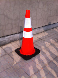 PVC Traffic Road Safety Cone pictures & photos