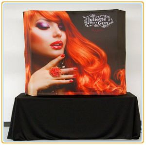 Portable Tabletop Pop up Stand (5FT 2*2) pictures & photos