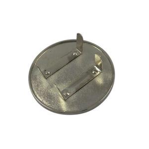 China Manufacturer Custom Round Metal Badge Metal Plate pictures & photos