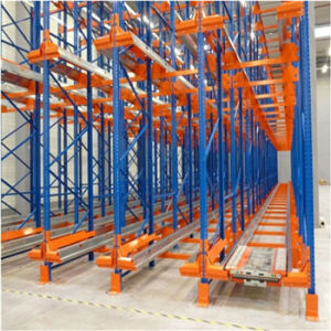 Automantic Storage Shuttle Pallet Racking System pictures & photos