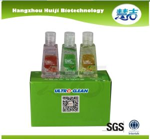 2017 New Alcohol Antiseptic Hand Gel with Vitamin E pictures & photos