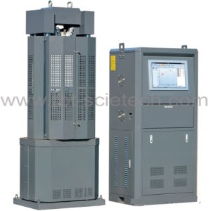 TBTUTM-100/300/600/1000CSID Universal Testing Machine with PC&Servo Control pictures & photos