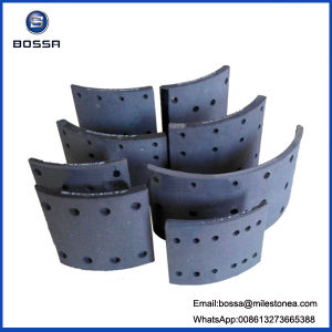 Heavy Duty Truck Brake Lining/Brake Pad in Brake System pictures & photos