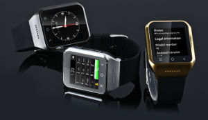 Bluetooth V4.0 1.54′′ Smart Watch Support Many Languages (S8) pictures & photos