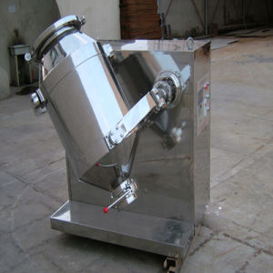 Three Dimensional Mixer for All Kinds of Dry Powder pictures & photos