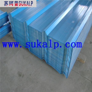 Color Steel Corrugated Sheet pictures & photos