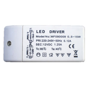 15W LED Light Transformer DC12V Driver for G4 pictures & photos
