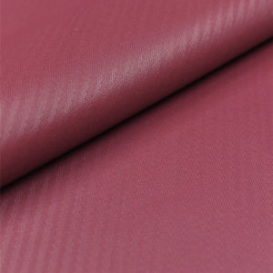 Solvent Totally Free MDF Totally Free PU Leather for Sofa (JGS6) pictures & photos