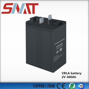 2V 400ah Valve Regulated VRLA Battery for Electrical System with Maintenance-Free pictures & photos