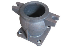 Custom-Made Ductile Iron Valves Body pictures & photos