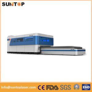 3000W Ipg Fiber Laser Cutting Machine/ High Power Fiber Laser Cutting Machine pictures & photos