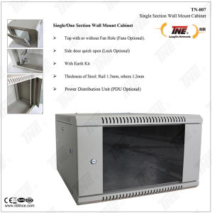 Network Cabinet Single Section with 600mm Depth pictures & photos