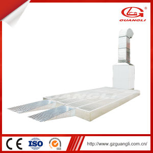 Gl600 Professional Factory Supply High Quality 7.0 Kw Movable Preparation Room for Cars pictures & photos