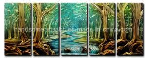 River Landscape Metal Wall Art Decor pictures & photos