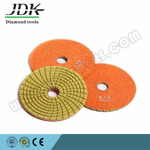 Good Quality Diamond Wet Flexible Polishing Pad Tools pictures & photos