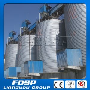 Hot Sale 3000t Soya Bean Assembly Steel Silo with Conveyor pictures & photos
