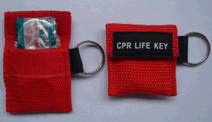 Key Life CPR Face Shield (HS-210) pictures & photos