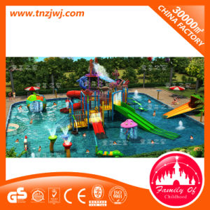 Swimming Pool Water Slides Playground Equipment pictures & photos