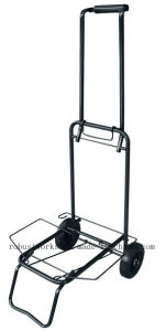 Foldable Hand Luggage Truck (HT024A) pictures & photos