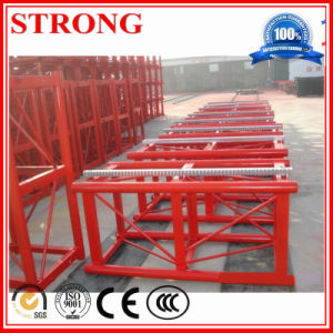 Mast Section for Construction Building Hoist and Builders Lift pictures & photos