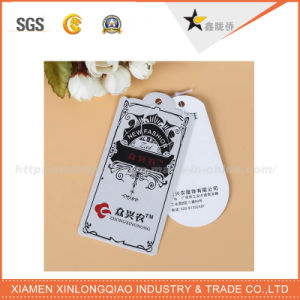 Top Quality Custom Jeans Hang Tag&Jeans Tag Designs pictures & photos