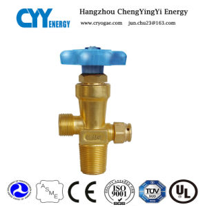 Cryogenic O2 N2 Safety Release Valve pictures & photos